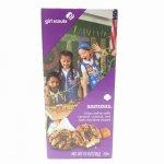 並行輸入品・現行品食品パッケージなど  ガールスカウトクッキー Samoas ボックス【箱のみ】