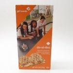 並行輸入品・現行品食品パッケージなど  ガールスカウトクッキー Do-si-dos ボックス
