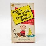 スヌーピー  スヌーピーコミックブック This is your life, Charlie Brown
