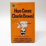 スヌーピー  スヌーピーコミックブック Here comes, Charlie Brown!