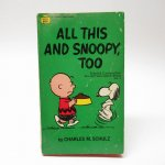 ブックス  スヌーピーコミックブック All this and Snoopy, too