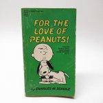 トイ&ホビー  スヌーピーコミックブック For the love of Peanuts アウトレット