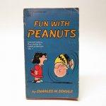 スヌーピー  スヌーピーコミックブック Fun with Peanuts