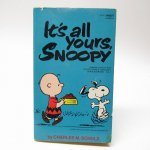 ★NEW ARRIVAL★  スヌーピーコミックブック It's all yours, Snoopy