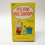 ★NEW ARRIVAL★  スヌーピーコミックブック It's for you, Snoopy A