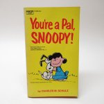 ★NEW ARRIVAL★  スヌーピーコミックブック You're a pal, Snoopy A
