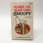 ★NEW ARRIVAL★  スヌーピーコミックブック You're on your own, Snoopy A