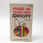 ★NEW ARRIVAL★  スヌーピーコミックブック You're on your own, Snoopy B