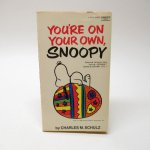 ★NEW ARRIVAL★  スヌーピーコミックブック You're on your own, Snoopy C