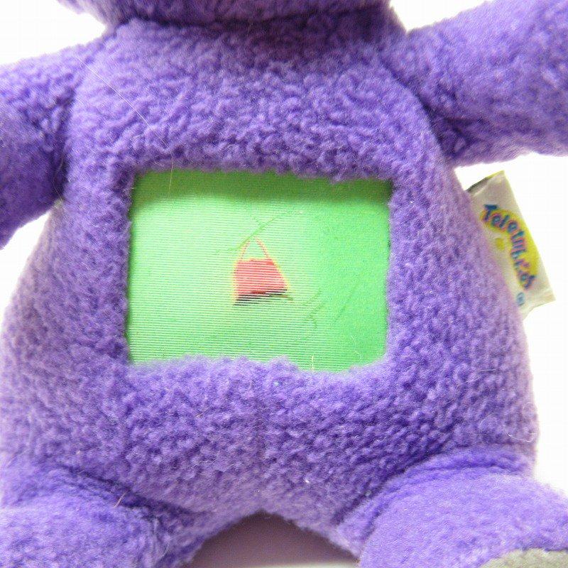 テレタビーズ 2002年 ラグドール社 ティンキーウィンキー プラッシュ【画像5】