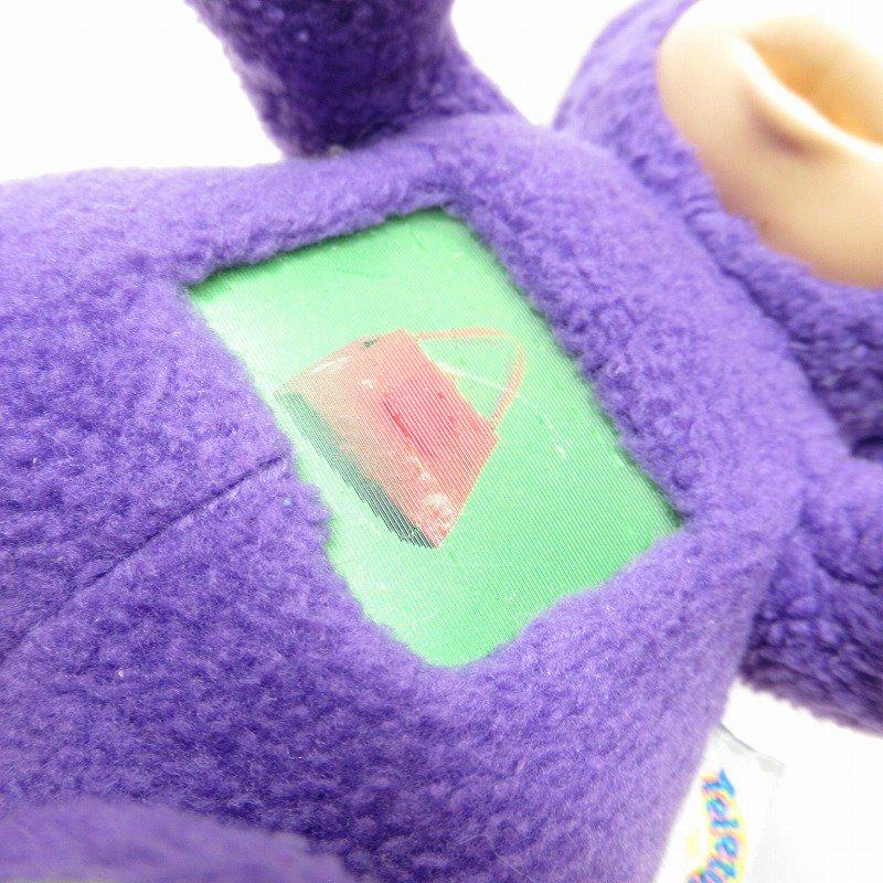 テレタビーズ 2002年 ラグドール社 ティンキーウィンキー プラッシュ【画像6】