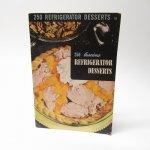 レシピブック  レシピブック 1950年代 冷たいデザート250種