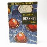レシピブック  レシピブック 1950年代 デザート250種