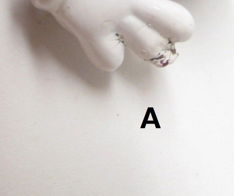 カリフォルニアレーズン Justin X. Grape PVCトイ フィギュア ABCD【画像13】