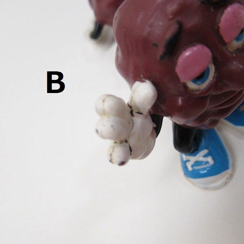 カリフォルニアレーズン Justin X. Grape PVCトイ フィギュア ABCD【画像16】