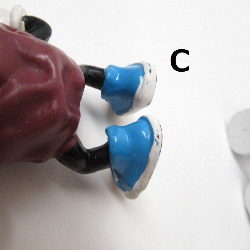 カリフォルニアレーズン Justin X. Grape PVCトイ フィギュア ABCD【画像31】