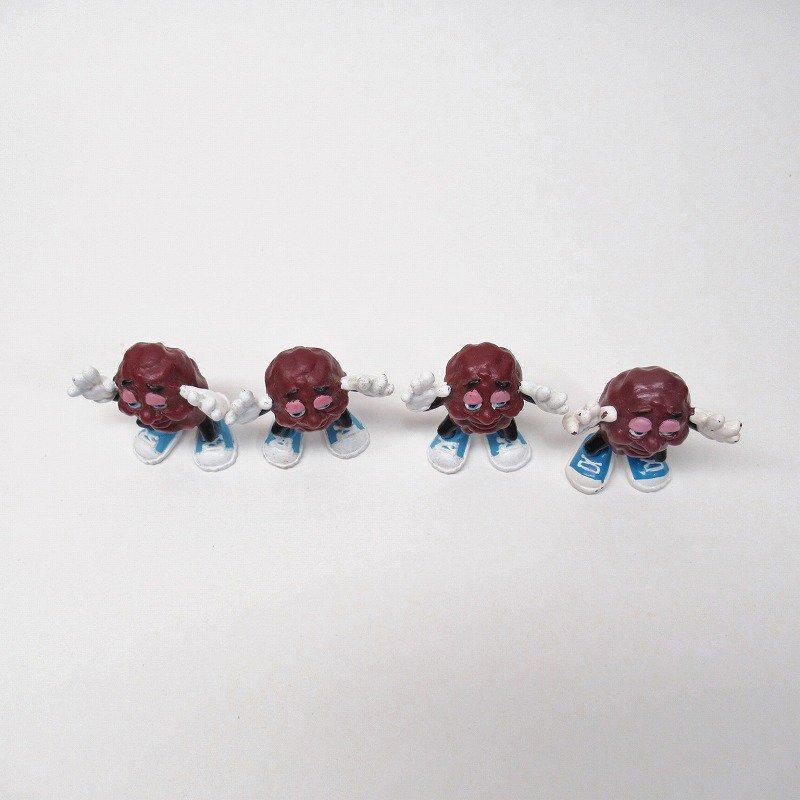 カリフォルニアレーズン Justin X. Grape PVCトイ フィギュア EFGH【画像3】