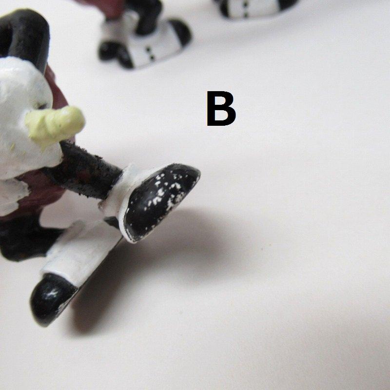 カリフォルニアレーズン Tiny Goodbite PVCトイ フィギュア ABCDE【画像14】
