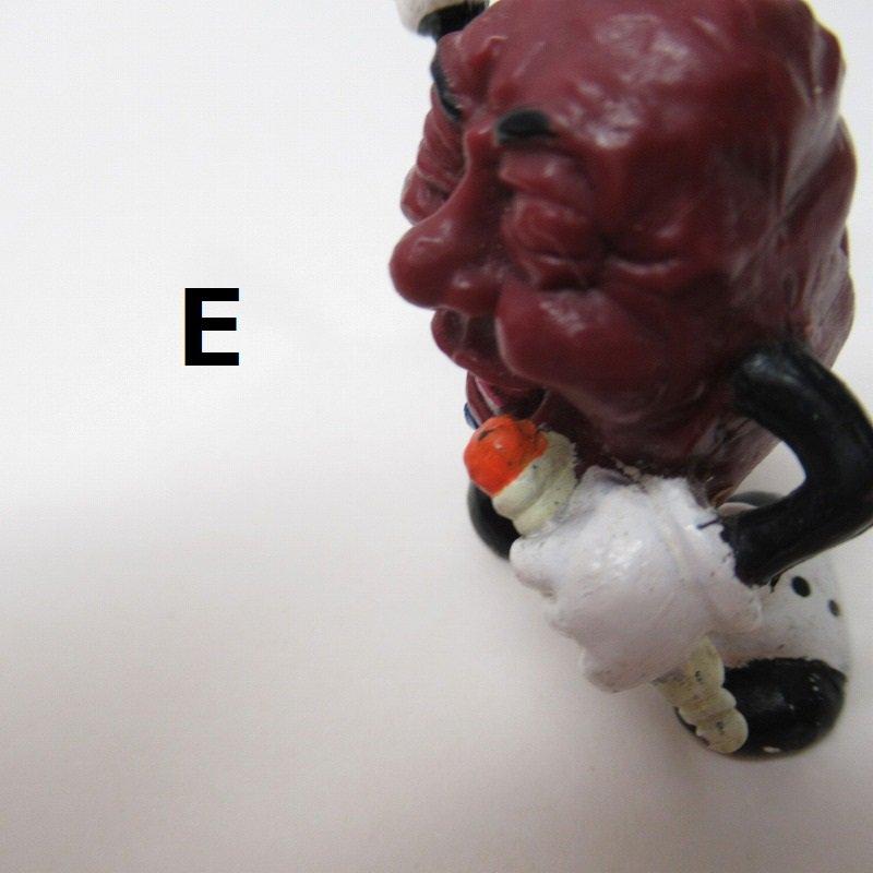 カリフォルニアレーズン Tiny Goodbite PVCトイ フィギュア ABCDE【画像23】