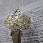 鍵&ヴィクトリア時代シューフック  アメリカンヴィンテージ 鍵 Q