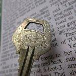 鍵&ヴィクトリア時代シューフック  アメリカンヴィンテージ 鍵 X