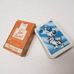 トランプ・パズル・ゲーム・塗り絵・ステンシルなど  アメリカンヴィンテージ ぶち犬ミニトランプ