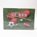 トランプ・パズル・ゲーム・塗り絵・ステンシルなど  アメリカンヴィンテージ #1 DAD トランプ デッドストック