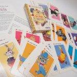 トランプ・パズル・ゲーム・塗り絵・ステンシルなど  アメリカンヴィンテージ 子供用 Go Fish カードゲームセット