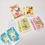 トランプ・パズル・ゲーム・塗り絵・ステンシルなど  アメリカンヴィンテージ 子供用 Hearts カードゲーム
