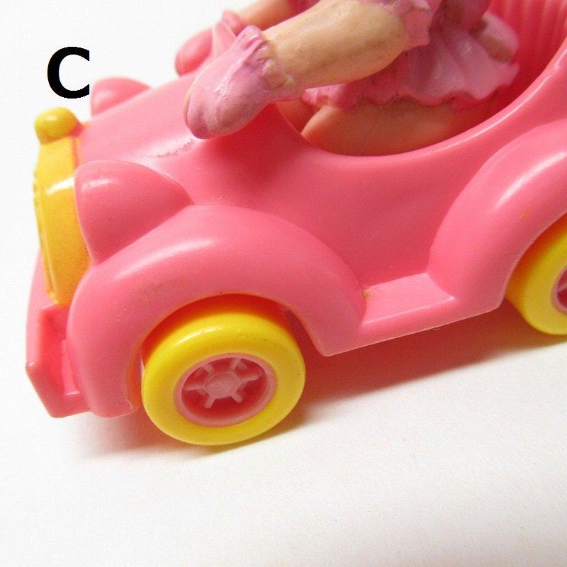 マペットショー マクドナルド ミールトイ ミスピギーとピンクの車【画像20】
