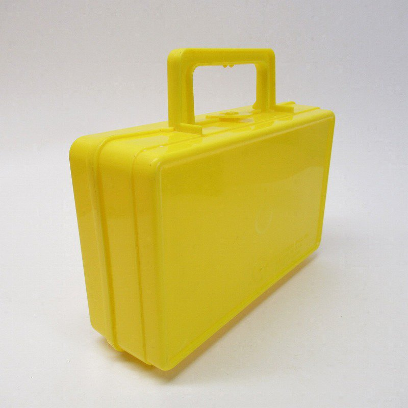 マクドナルド 1985年 地域限定配布 ランチボックス 黄色【画像2】