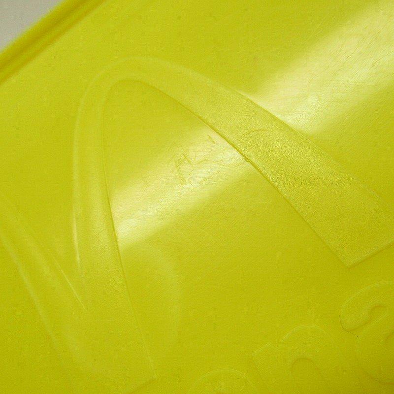 マクドナルド 1985年 地域限定配布 ランチボックス 黄色【画像14】