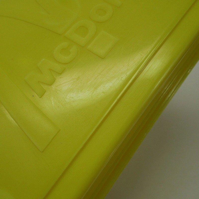 マクドナルド 1985年 地域限定配布 ランチボックス 黄色【画像16】