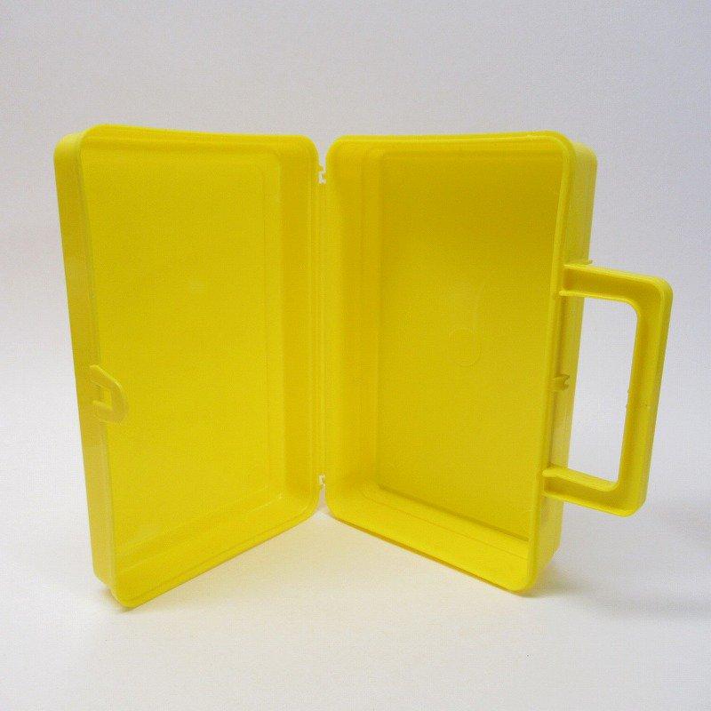 マクドナルド 1985年 地域限定配布 ランチボックス 黄色【画像17】