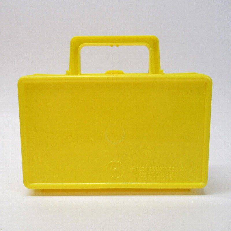 マクドナルド 1985年 地域限定配布 ランチボックス 黄色【画像3】