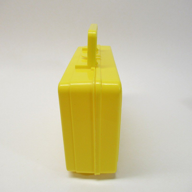 マクドナルド 1985年 地域限定配布 ランチボックス 黄色【画像4】