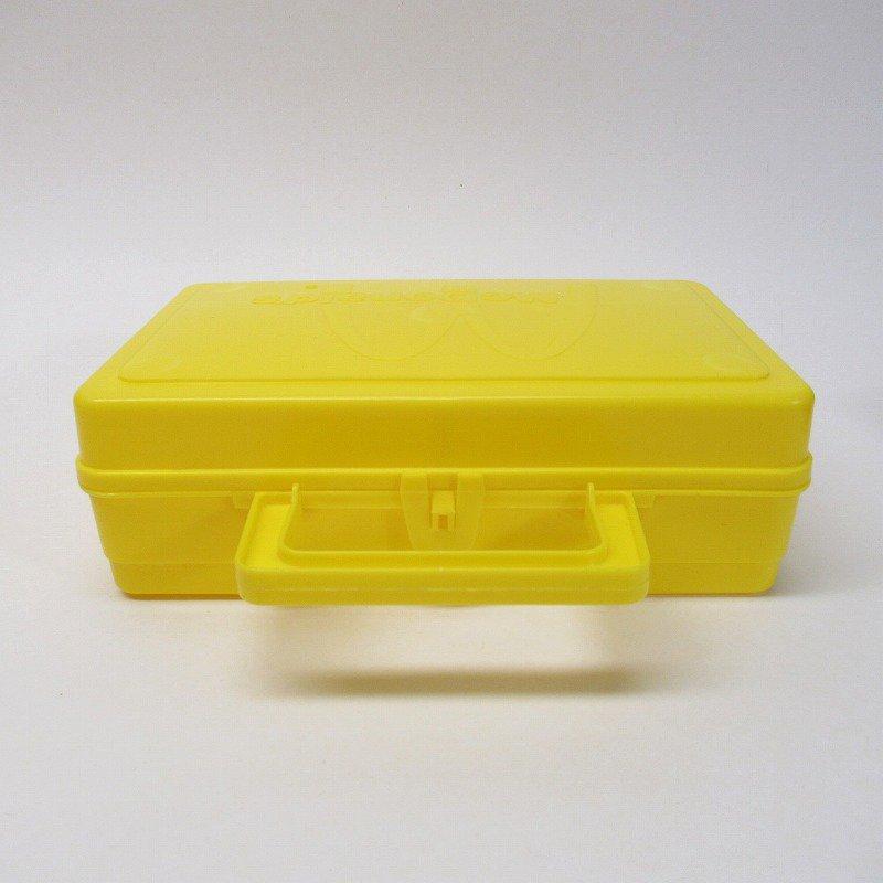 マクドナルド 1985年 地域限定配布 ランチボックス 黄色【画像5】