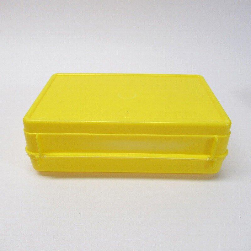 マクドナルド 1985年 地域限定配布 ランチボックス 黄色【画像6】