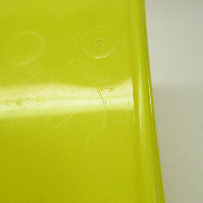 マクドナルド 1985年 地域限定配布 ランチボックス 黄色【画像8】