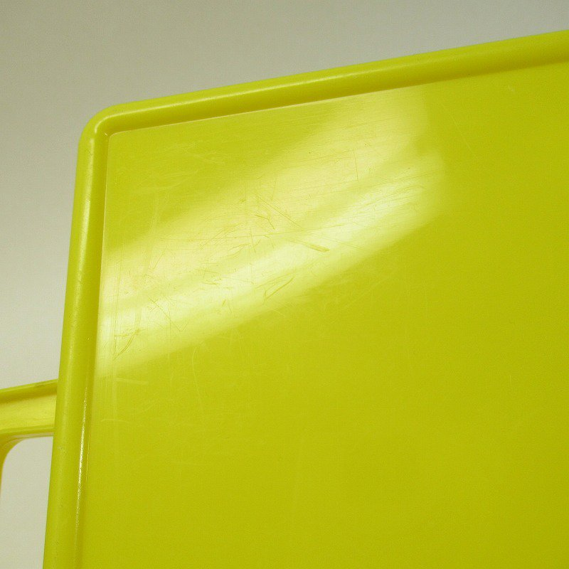 マクドナルド 1985年 地域限定配布 ランチボックス 黄色【画像10】