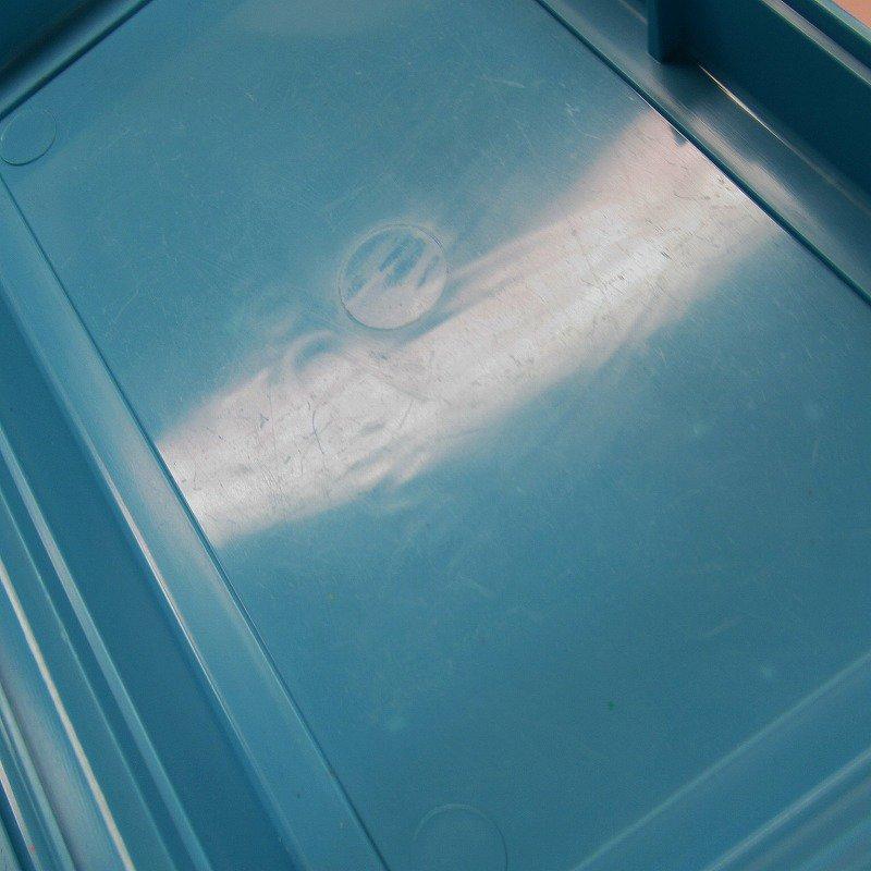 マクドナルド 1985年 地域限定配布 ランチボックス 青【画像20】