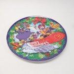 オーナメント&デコレーション  マクドナルド 2004年 ロナルドとグリマス スノーボード クリスマス プレート
