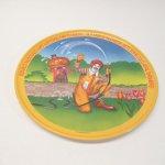 プラスチック&メラミン食器  マクドナルド 1977年 シーズンズシリーズ プレート 春 B アウトレット