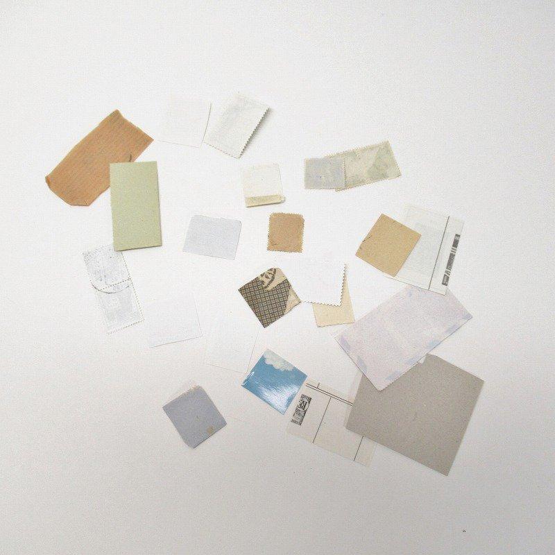 紙モノ雑貨 ヴィンテージ 外国切手  30枚アソート 緑【画像14】
