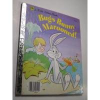 ルーニーチューンズ ビンテージ絵本「Bugs Bunny Marooned!」