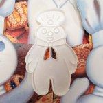 アドバタイジング・組織系  ドウボーイ クッキーカッター プラスチック製