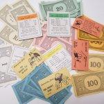 チケット、スコアパッドなどの紙物・紙モノ雑貨  紙モノ 1960年代 モノポリー紙物 もりもりアソート A