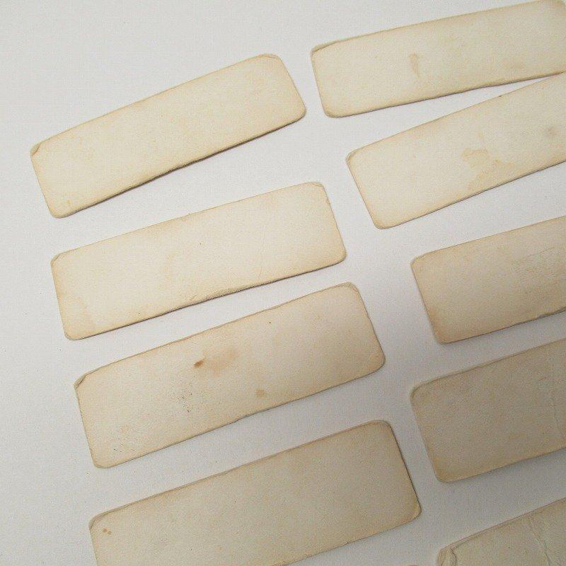 紙モノ 1940~60年代 聖書の言葉 タグ20枚セット A【画像10】