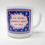 フェデラルグラス マグ America Needs...