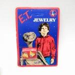 レディス  E.T. 1982年ピアス デッドストック ドレスアップしたE.T.